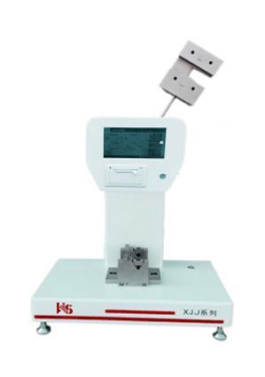 XJJD-5触摸屏简支梁冲击试验机