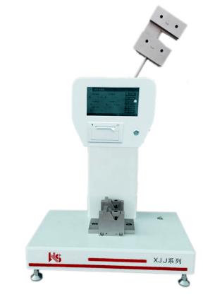 XJJD-50触摸屏简支梁冲击试验机定制