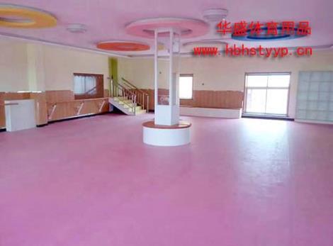 PVC地板供货商