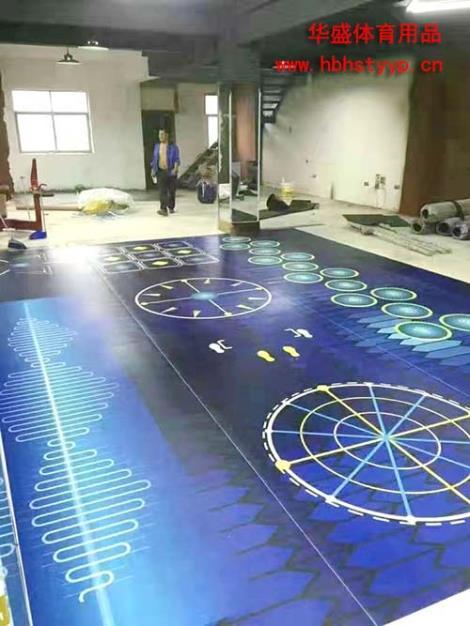 PVC定制地板厂家