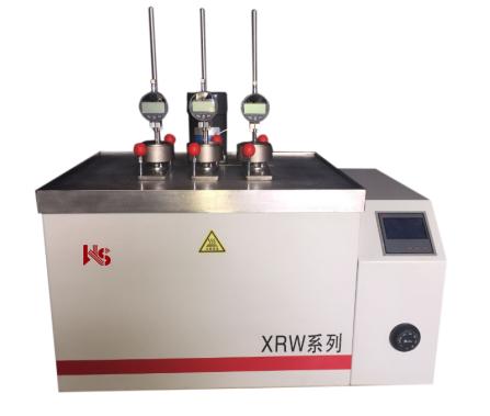 XRW-300A卧式 热变形微卡软化点温度测定仪哪家好