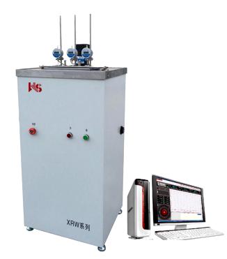 XRW-300BL 热变形微卡软化点温度测定仪