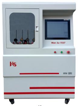 XRW-300DL热变形维卡软化点温度测定仪