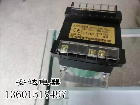 BK型控制变压器生产商