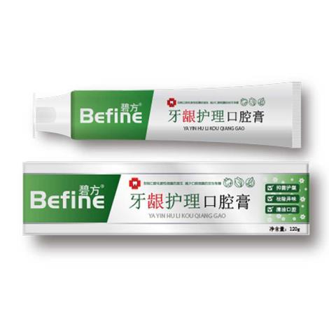 牙龈护理口腔膏
