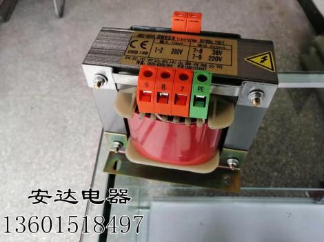 机床控制变压器加工