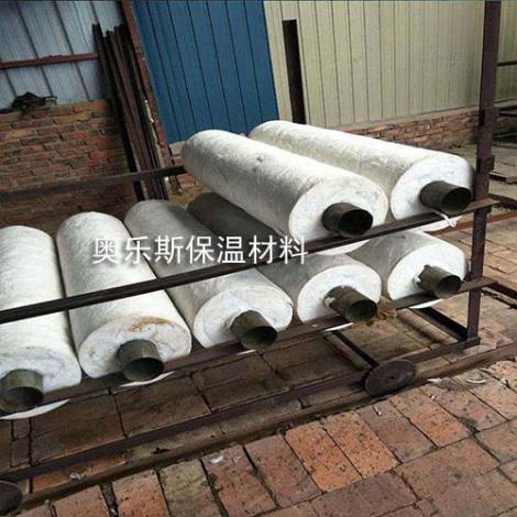 超细硅酸铝管壳