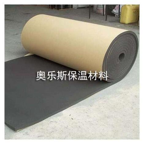 背胶橡塑材料