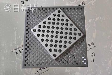 冲孔铝板加工厂家