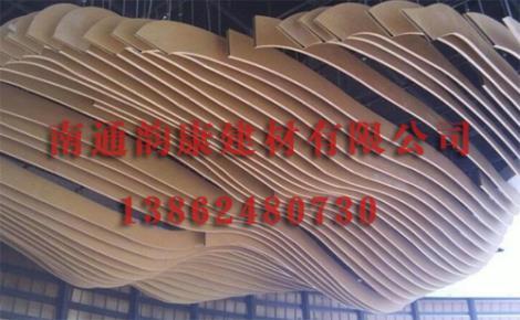 弧形铝方通厂家