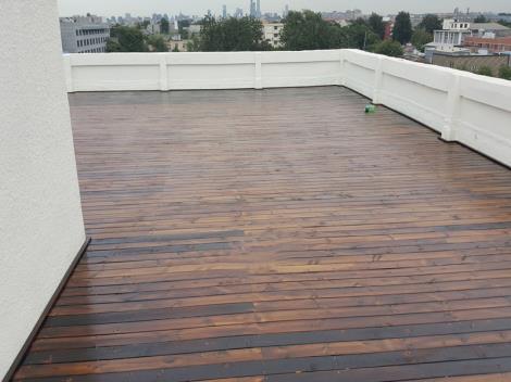 防腐木地板定制