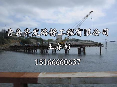 钢栈桥供货商