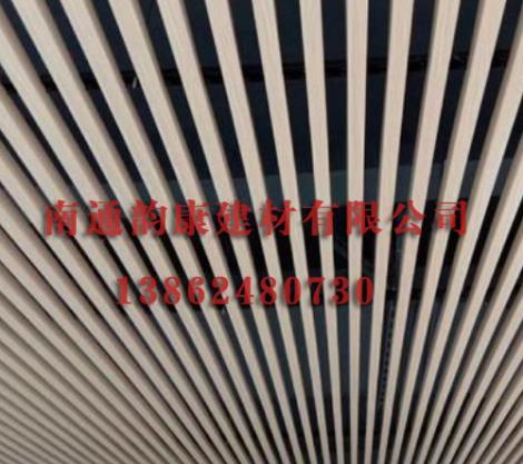 立体造型铝方管天花价格
