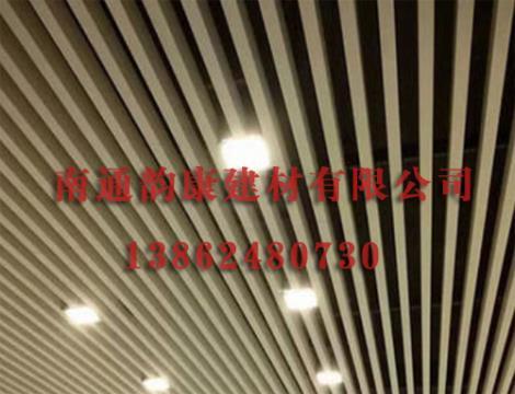 立体造型铝方管天花生产商