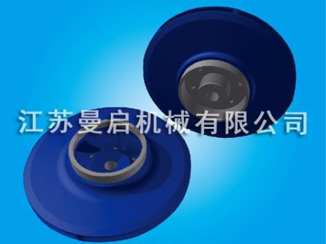SLS/SLW 单级泵叶轮