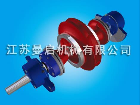 DFSS第二代双吸泵 转子总成