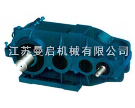 QJ-L(T)型起重机立式齿轮减速器