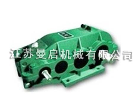 QJG-L 型起重减速器