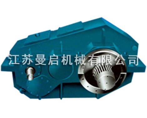 QJY型起重机用硬齿面减速器