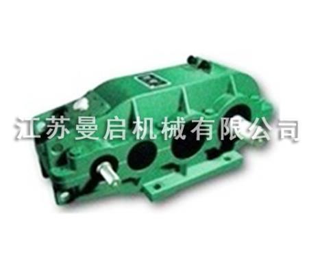 QJG-T型起重减速器