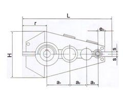 QJS(QJC)中硬齿面减速机