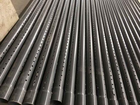 PVC打孔管加工廠家