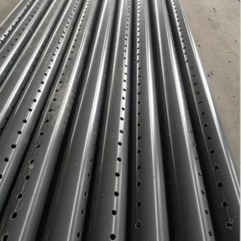 PVC帶孔滲水管加工廠家