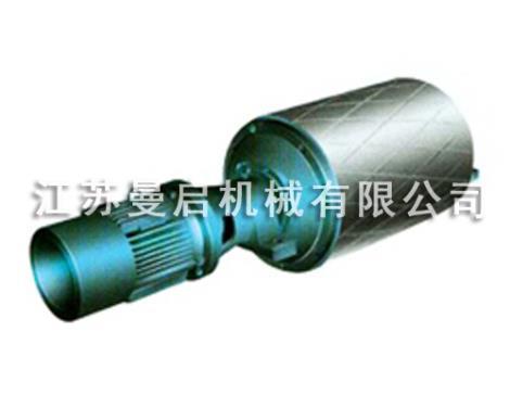 外置式电动滚筒