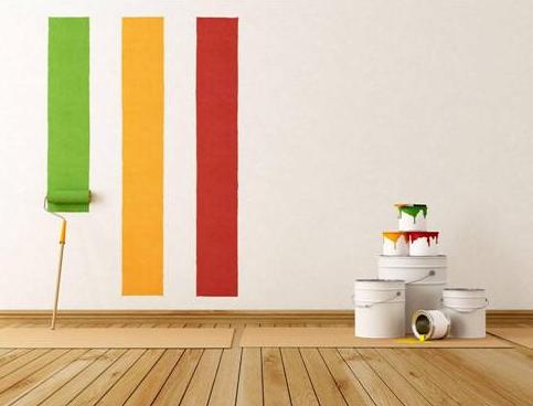 墙面粉刷服务
