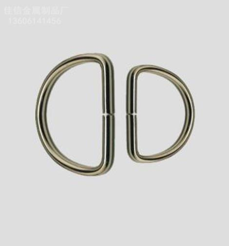 D型环加工