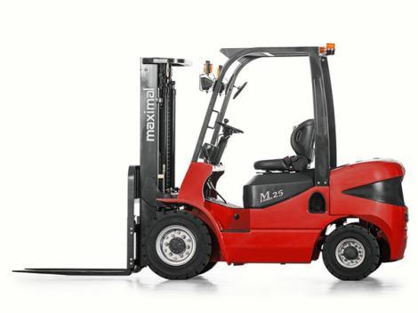 2-小4吨柴油(汽油)叉车