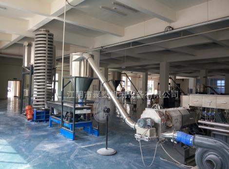 改性工程塑料生產線