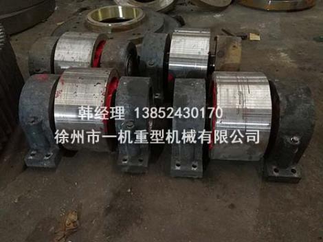 活性炭转炉托轮