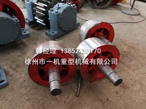 三筒烘干机托轮生产厂家