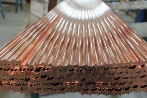铜材精加工