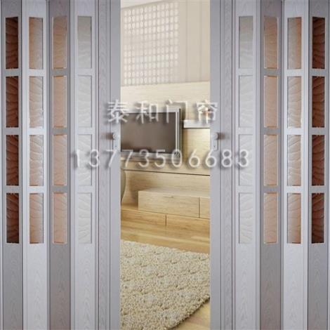 折叠门安装
