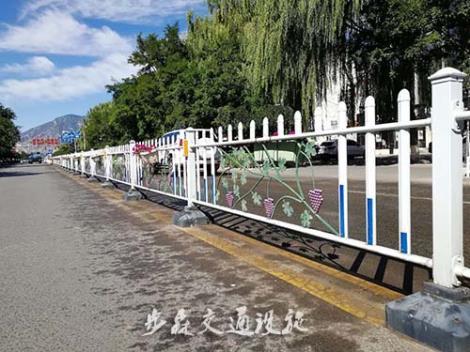 绿化护栏安装