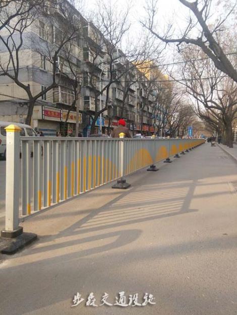 市政护栏安装