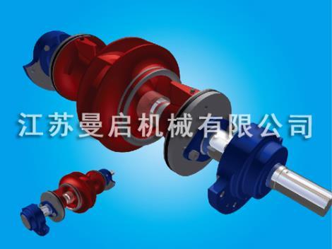 DFSS代双吸泵 转子总成