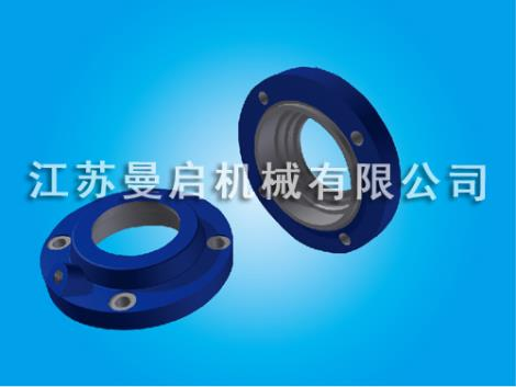 DFSS双吸泵轴承压盖(第二代)