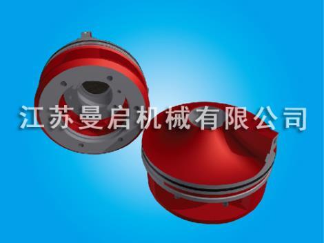 DFSS  代双吸泵 轴承体