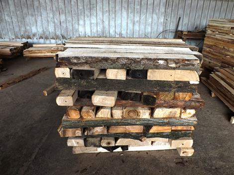 木材加工生產