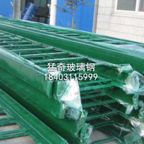 玻璃钢阶梯式桥架安装