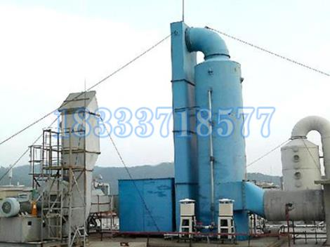 BLS-118L湿式脱硫除尘器