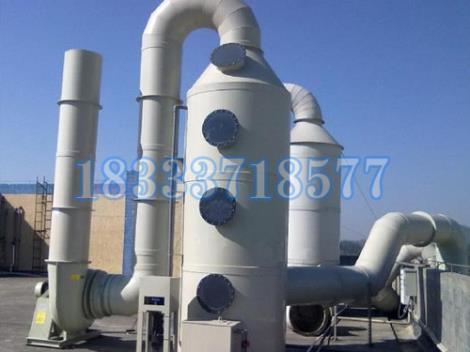 湿式脱硫除尘器