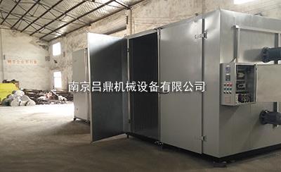 大型电热鼓风台车干燥箱