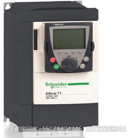 施耐德变频器回收