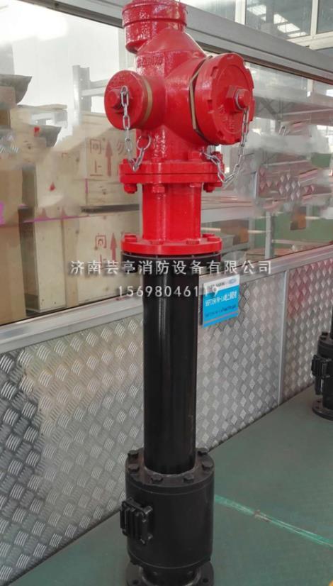 地上消火栓价格