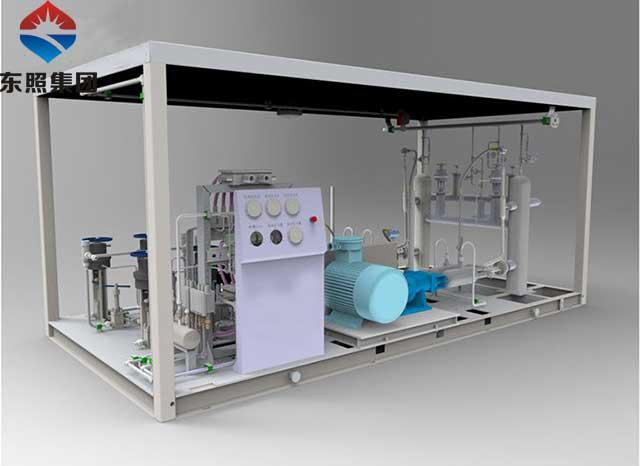L-CNG加气站设备-柱塞泵