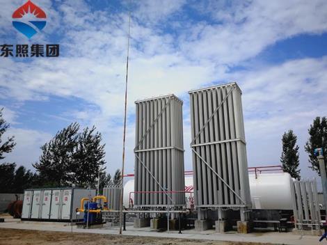 天然气调峰站设备